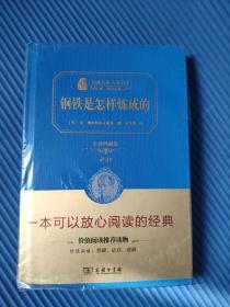 钢铁是怎样炼成的 商务印书馆 (苏)尼·奥斯特洛夫斯基 著;吴兴勇 译 9787100113021
