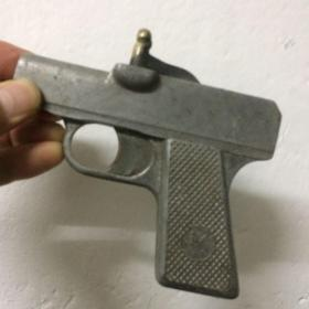 上个世纪七八十年代体育运动会用发令枪(蝴蝶牌)