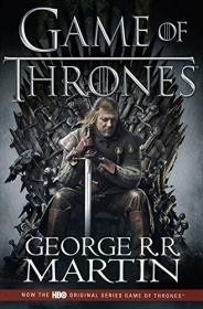 Game of Thrones:Book One of  A SONG OF ICE AND FIRE
