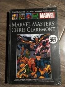 MARVEL MASTERS : CHRIS CLAREMONT 【英文原版】__奇迹大师 : 克里斯 . 克莱蒙特