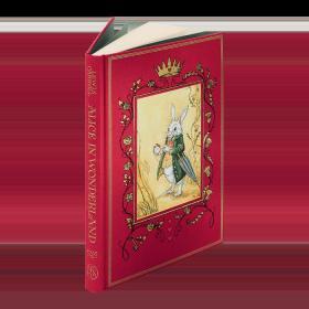 Alice in Wonderland 爱丽丝梦游仙境(预订)