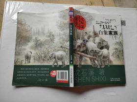沈石溪画本 第一辑 :白象家族