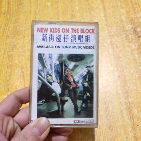 【新街边仔演唱组】【磁带】