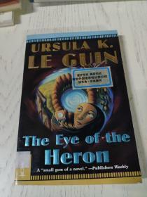 英文原版 The Eye of the Heron