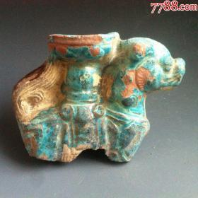 明代 法华 狮子灯 博物馆 科研 教学 专用考古发掘