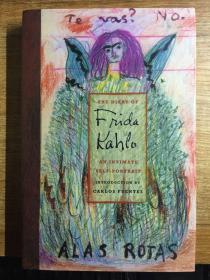 弗里达卡洛手稿自画像The Diary of Frida Kahlo9780810959545