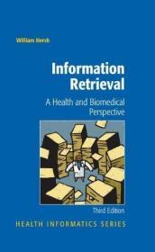 Information Retrieval: A Health and Biomedical Perspective (Health Informatics)