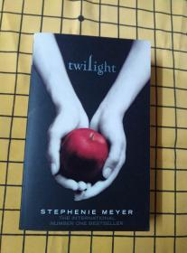 twilight(英文原版)