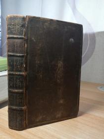 1740年 THE GUARDIAN 第一本 封面脱落 内页干净 品自鉴 17X10.5CM