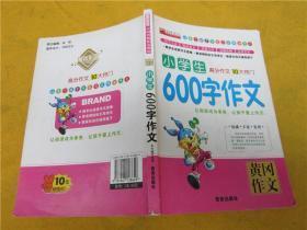 小学生600字作文*