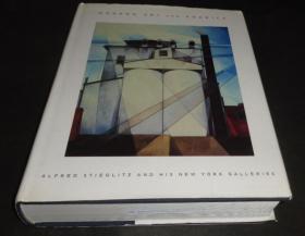 2手英文 Modern Art and America: Alfred Stieglitz and His New York Galleries 斯蒂格里茨和其他 图书馆用书 xac72