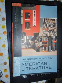 The Norton Anthology  America Literature