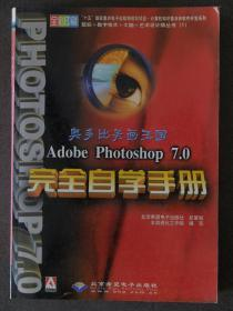 Adobe Photoshop 7.0 完全自学手册