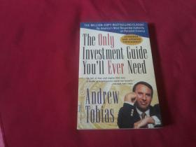 英文原版理财类书籍【THE ONLY INVESTMENT GUIDE YOU EVER NEED】您所需要的唯一投资指南