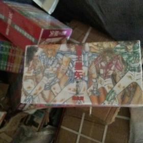 圣斗士星矢完全版1-22全 盒装