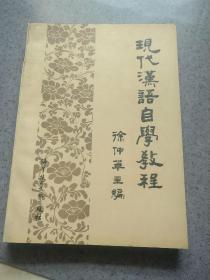 现代汉语自学教程