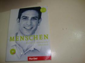 MENSCHEN Deutsch als Fremdsprache Arbeitsbuch(含光盘)A1.2