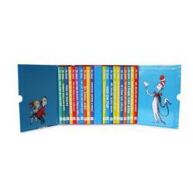 Wonderful World of Dr.Seuss苏斯博士礼品装(精装16册)