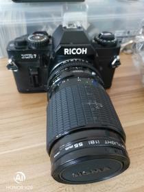 日本理光 XR7单反相机
