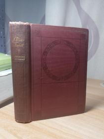 OLIVER TWIST BY CHARLES DICKENS   红色布面精装  NELSON出版   16.3X11.5CM