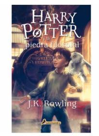 西班牙语原版哈利波特与魔法石!Harry Potter y La Piedra Filosofal!pdf火速发货!其他西语资料也可联系卖家哦!