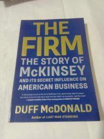 The Firm 麦肯锡及其对美国商界的神秘影响