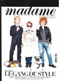 |外国时尚杂志| madame FIGARO 2019年8月24日 法语原版时尚杂志【店里有许多外文原版书欢迎选购】