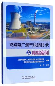 燃煤电厂烟气脱硝技术及典型案例