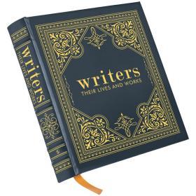 WRITERS THEIR LIVES & WORKS 作家的生活和作品(预订)