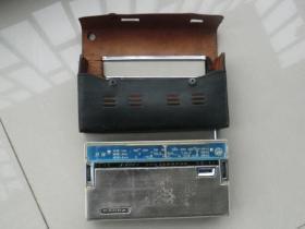熊猫牌B-802-1型3波段8晶体管收音机