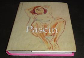 2手德文 Jules Pascin 朱尔斯·帕欣 小本 xga57