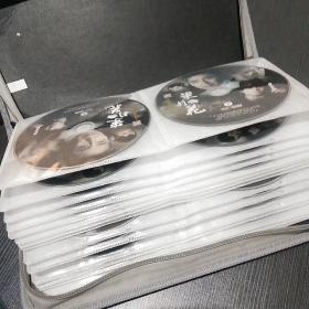 电视剧电视连续剧VCD茉莉花(41碟)+国家行动VCD(2碟)+暗算DVD  2碟装+黑暗角落DVD(2碟)++出乎意料DVD 3+3+3 dvd+地雷战DVD1碟+黑奴DVD(3碟)+亮剑 DVD 4碟装+汉武大帝2DVD——共60张蝶