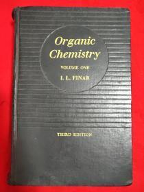 Organic Chemistr(有机化学第一卷)【精装16开本见图】英文