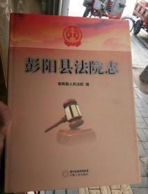 彭阳县法院志