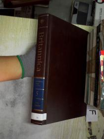 The New Encyclopædia Britannica Volume 5 新大英百科全书第5卷 大16开 A05