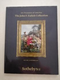 Sotheby`s  EST 1744-Art Treasures of America THE John F. Eulich Collection