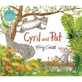 埃米莉·格雷維特:西里爾和帕特 英文原版 Emily Gravett: Cyril and Pat