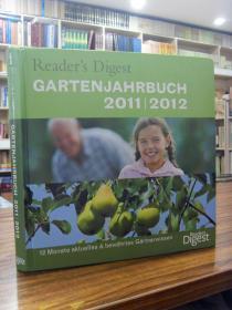 GARTENJAHRBUCH 2011|2012