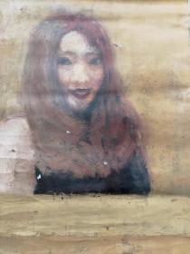 著名油画家  ——————现为中央美术学院教授。中国油画家学会理事,中国美术家协会会员。