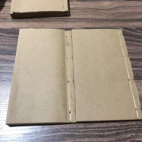 清代中医手抄本巜临证医案伤寒难证录》,真正的中医抄本,字如芝麻大小,两本十五卷全。