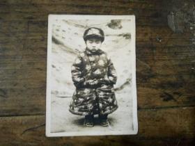 民国时期儿童老照片(有时代特色)