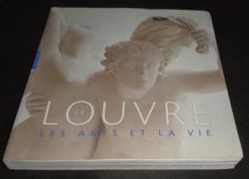 2手法文 Le Louvre : Les arts et la vie a Quebec 卢浮宫 sbc63