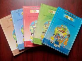 初中课本英语全套5本,初中英语课本 第一至三年级,初中课本英语2001年1版