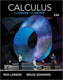 Calculus 11th Edition