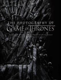 订权力的游戏 摄影艺术画册 美国版 The Photography of Game of Thrones, the official photo book of Season 1 to Season 8
