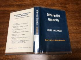 Differential Geometry by Louis