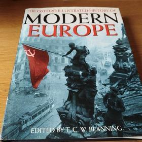 The Oxford Illustrated  History of Modern Europe      c