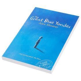 天藍色的彼岸 英文原版 The Great Blue Yonder 暢銷兒童文學小說 Alex Shearer
