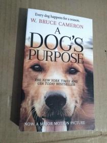 A Dog's Purpose: A Novel for Humans 【有破损】