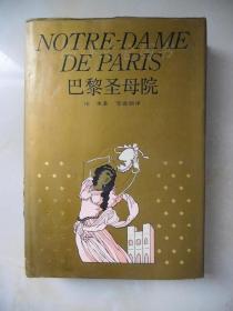 世界文学名著珍藏本:巴黎圣母院(精装).